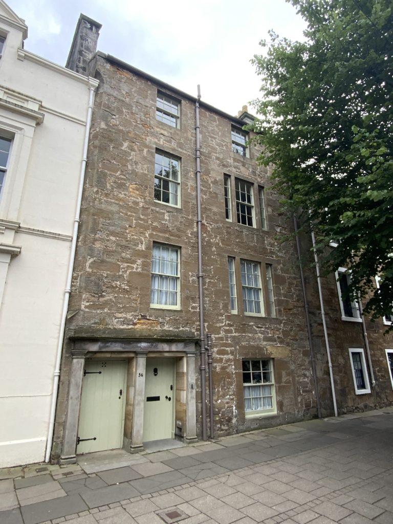 George Martine's House