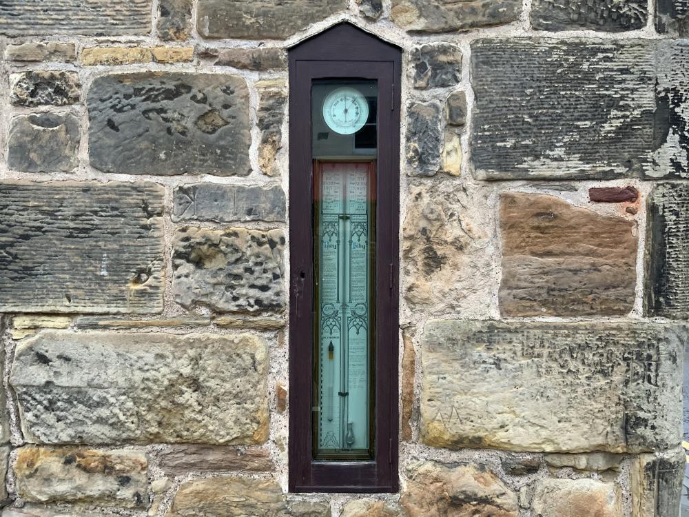 Harbour Barometer