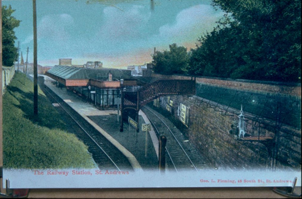 The St Andrews to Leuchars Railway